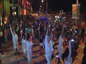 Flash Mobe Dance Los Cabos
