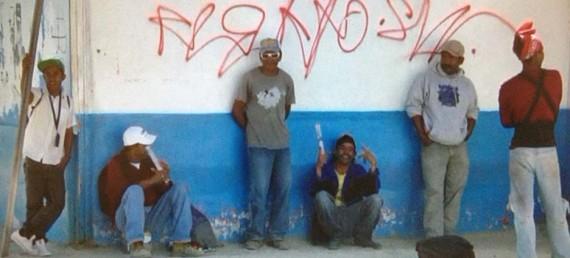 Migrantes en Los Cabos