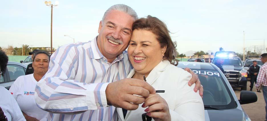 Marcos y Esthela