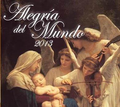 """tradicional """"Concierto por Navidades Alegría del Mundo"""""""