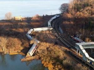 Trenazo en NY