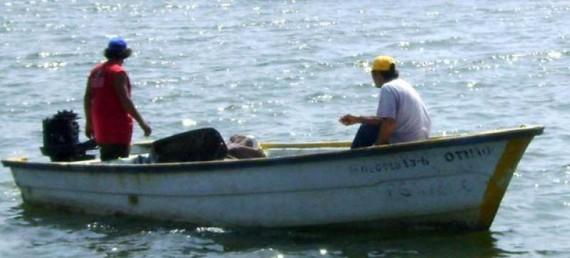 Pescadores de BCS