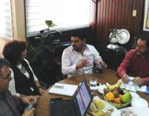 Alcalde JAAP delegada SEDESOL