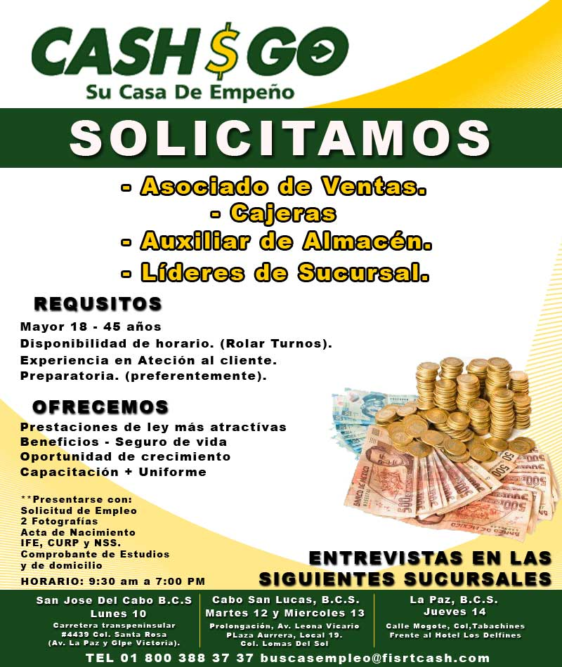 Cash & Go