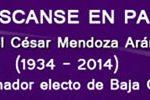 DEP Ángel César Mendoza Arámburo