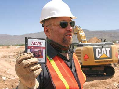 ET de Atari