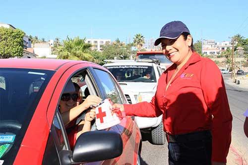 Colecta nacional de la Cruz Roja 2014