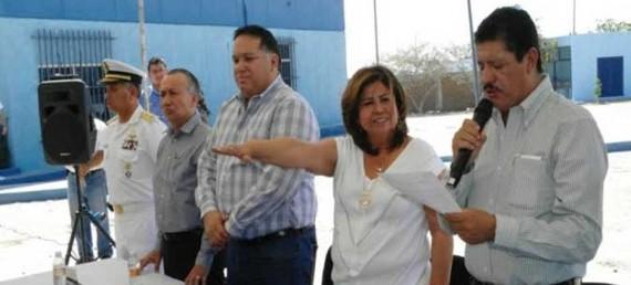 Martha Cecilia Garzón fue designada este martes subsecretaria de Seguridad Pública.