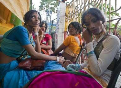 transexuales indios