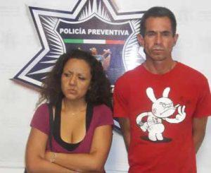 Berenice Hernández Rodríguez y Francisco Beltrán Islas.