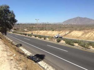 carretera San Bernabe