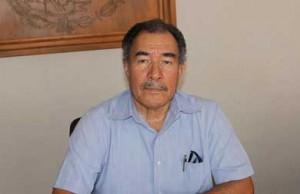 El regidor Lizandro Soto