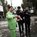 millonario Chen Guangbiao