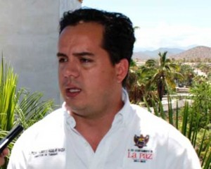 Pedro Aguilar Bazúa, director de Turismo Municipal.