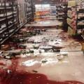 El sismo se sintió con fuerza sobre todo en el área metropolitana de Santiago, así como en Valparaíso, informó TVN.