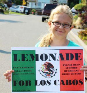 limonada por Los Cabos