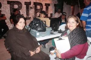La directora de Atención Ciudadana, Eladia Garza Coronel.