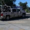 Ejército en las calles paceñas