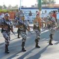 Se llevó a cabo el desfile conmemorativo de la Revolución Mexicana.