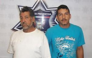 José Guadalupe Pérez Llamas y Carlos Pérez Lomelí.
