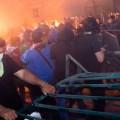 disturbios del jueves pasado en el Zócalo capitalino