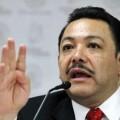 Héctor Serrano, secretario de Gobierno del DF.