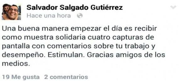 Twitter Salvador Salgado