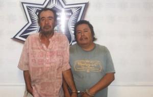 José Tinoco de 61 años de edad y José Vidal.