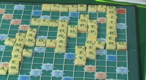 Scrabble en Español.