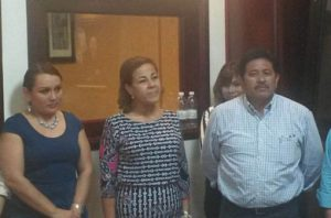 Emilia Vega  Uribe ocupará  el cargo de Tesorera  Municipal.