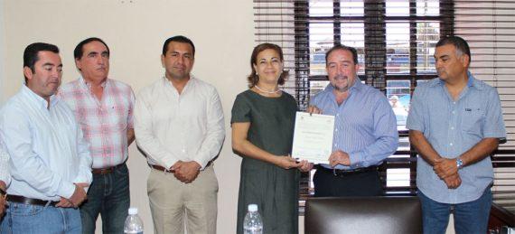 Emilia Vega Uribe y Raúl Verdugo