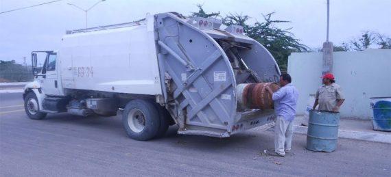 recolecciion de basura