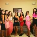 Fernanda Marrón, Vianey Torres, Karen Saldaña, Tania Palomares, América Flores, Yajaira Corazón, Karely Leyva, Sarhai Castellanos, Jésica Pérez y Vanesa Salinas.