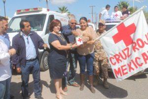 colecta anual de la Cruz Roja Mexicana