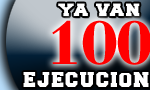 100 ejecutados