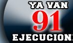91 ejecuciones
