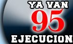 95 ejecutados