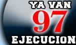 97 ejecutados