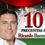 10 preguntas a Ricardo Barroso
