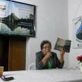 La profesora María Jesús Peralta Higuera