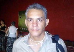 Max García, coordinador del evento.