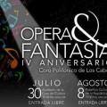 Opera y Fantasía.