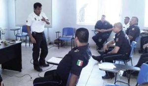 curso intensivo de Intervención Policial