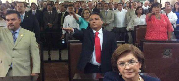 diputados integrantes de la XIV Legislatura