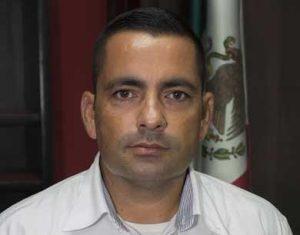 Director Operativo Álvaro Orlando Gerardo Cabanillas