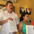 (Morena), presentó sus tres primeros funcionarios en el estado: Guadalupe Rojas Moreno, diputada de representación proporcional, Gloria del Carmen Rodríguez Contreras, regidora en los Cabos, y José Óscar Martínez Burgos, regidor en La Paz