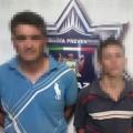 Luis Alberto Gómez Almaraz y Francisco Javier Perea.
