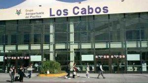 Aeropuerto Internacional de San José del Cabo.