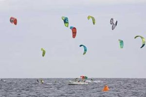 "Torneo Internacional de Kitesurfing ""Lord of the Wind"""