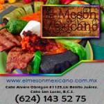 El mesón mexicano